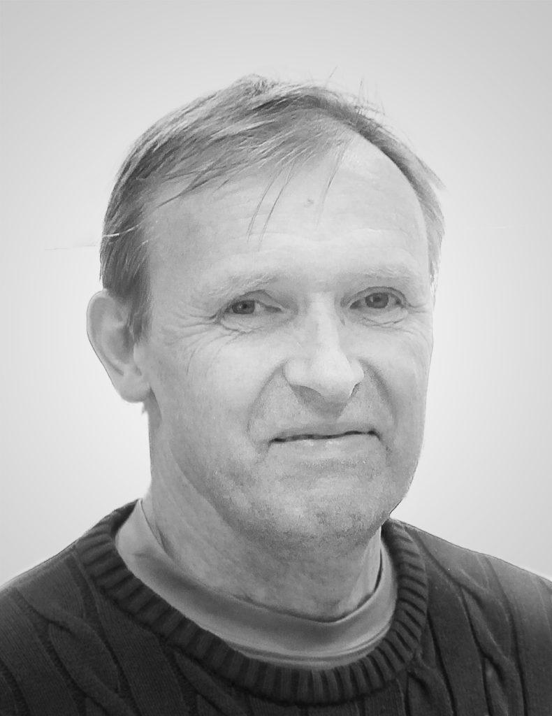 Porträtt Bertil